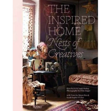 The Inspired Home Nests of Creatives Book