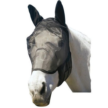 Absorbine UltraShield EX Fly Mask - Horse Size without Ears