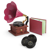 American Girl® Dolls: Rebecca's Phonograph Set