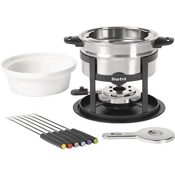 Starfrit 3-in-1 Twelve-piece Fondue Set