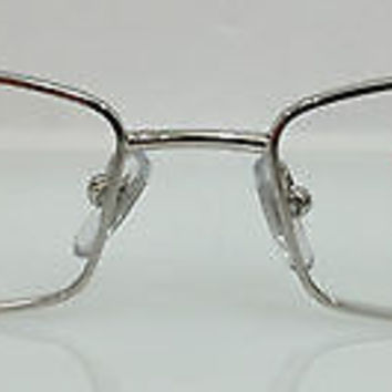 NEW AUTHENTIC D&G 5073 COL 436 SILVER EYEGLASSES FRAME BY DOLCE & GABBANA 49MM