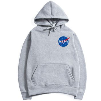 nasa  flame men and women long sleeve sets