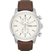 Fossil Townsman Mens Chronograph Quartz Watch FS4865