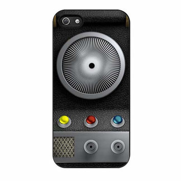 star trek communicator cases for iphone se 5 5s 5c 4 4s 6 6s plus