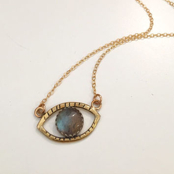 Paradigm Eye of the Beholder Necklace