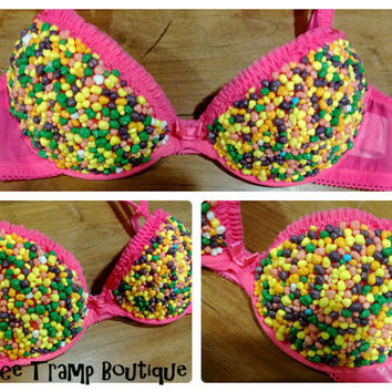 Little Candy Rave Bra