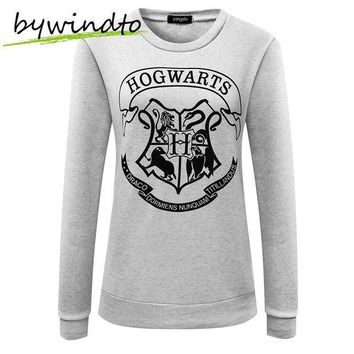 LMFUS4 2016 Autumn New Pullover Hoodies unisex Harry Potter Sweatshirt for Boys and Girls sweatshirts homme Free Shipping Hot Sale