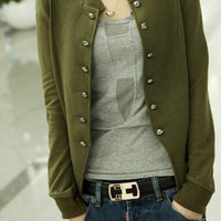 Slim short jacket from Moonlightgirl