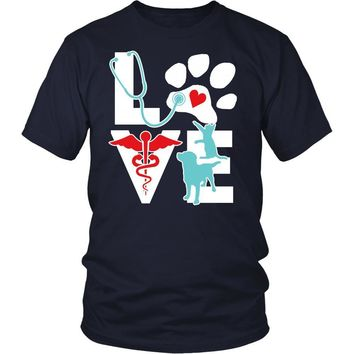 Veterinary T shirts  - Еmployee Appreciation 2016 Antioch Veterinary Hospital