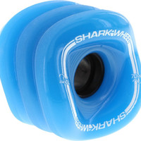 Shark Sidewinder 70mm 78a Blue Longboard Wheels