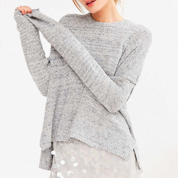 BDG Drop-Shoulder Pullover Sweater - Urban Outfitters