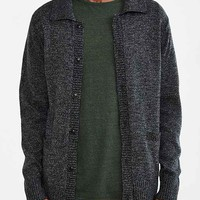 OBEY Check Point Cardigan