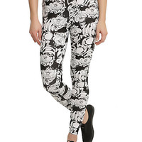 Disney Alice In Wonderland Cheshire Cat Leggings