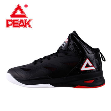 PEAK SPORT SPEED EAGLE II Men Basketball Shoes Breathable Athletic Ankle Boots Cushion-3 REVOLVE Tech Training Sneaker EUR 40-50