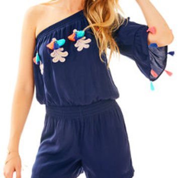 Amerie Romper | 27209 | Lilly Pulitzer