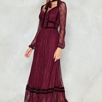Love Will Keep Us Together Lace Dress