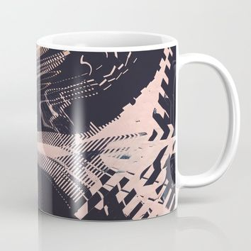 Static Coffee Mug by duckyb