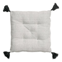 H&M Seat Cushion with Tassels $12.99