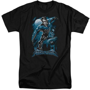 Batman - All Grown Up Short Sleeve Adult Tall