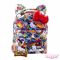 Hello Kitty Backpack - I Love HK