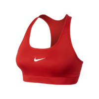 Nike Pro Women's Sports Bra - University Red