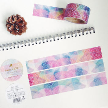 Skylight Spring M by aimez le style mt masking washi tape