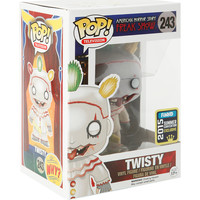 Funko American Horror Story: Freak Show Pop! Twisty (No Mask) Vinyl Figure 2015 Summer Convention Exclusive