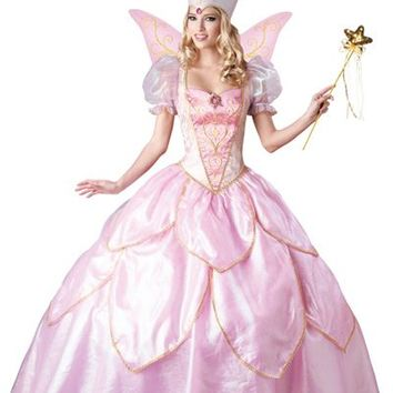 Adult Fairy Godmother Costume Deluxe- Party City