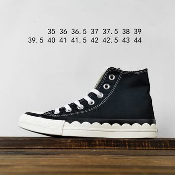 Kuyou Fa19630 Converse Chuck Taylor All Star 1970 Hi High Top Canvas Shoes