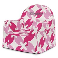 Toddler P'kolino 'Personalized Little Reader' Chair - Pink