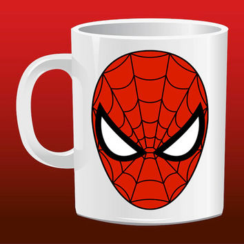 Spiderman Logo for Mug Design