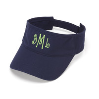 Monogram Visor - (more colors)
