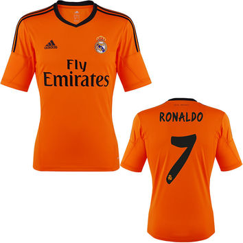 Ronaldo Jersey Real Madrid Third 2013 2014