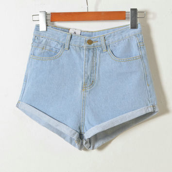 2016 Fashion Sexy Women Shorts Denim Shorts Casual Women Shorts = 4823998532