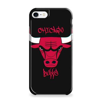 Chicago Bulls Wallpaper Sports iPhone 6 | iPhone 6S Case