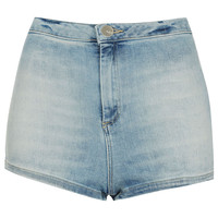 MOTO Bleach 50s Hotpants - Shorts - Clothing - Topshop USA