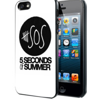 5 Seconds Of Summer (5Sos) Logo Samsung Galaxy S3 S4 S5 Note 3 , iPhone 4(S) 5(S) 5c 6 Plus , iPod 4 5 case