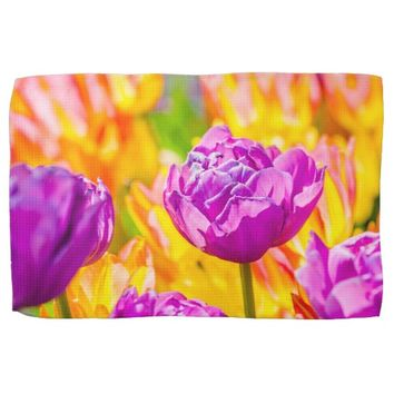 Tulips Enchanting 12 Kitchen Towels