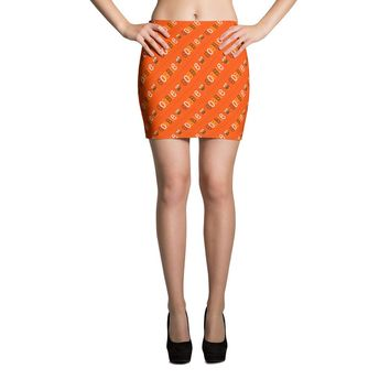 Thankgiving Mini Skirt
