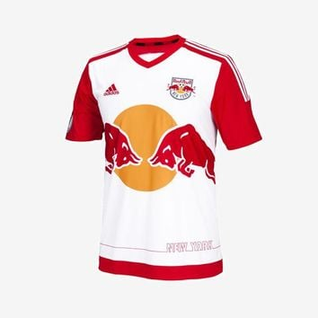 New York Red Bulls 2015-16 Youth Home Jersey