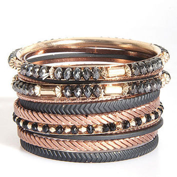 Copper Bangles | Sexy Clothes Womens Sexy Dresses Sexy Clubwear Sexy Swimwear | Flirt Catalog