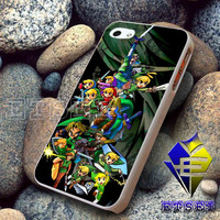 Legend of Zelda 2 2435 For iPhone Case Samsung Galaxy Case Ipad Case Ipod Case