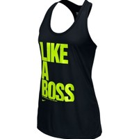 Nike Women's 80s Like a Boss Tank Top