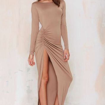 Lioness Found Love Slit Dress