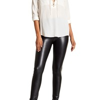 Modern Designer | High Waist Faux Leather Leggings | Nordstrom Rack