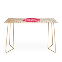 Allyson Johnson Hello Darling Dots Desk