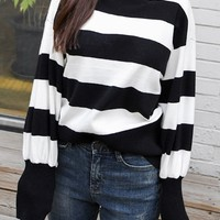 One By Coloration Knit