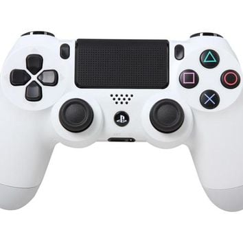 Sony DualShock 4 Wireless Controller for PlayStation 4 - Glacier White - Newegg.com