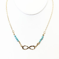 Infinity and Beyond Necklace - Necklace
