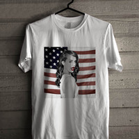 Lana Del Rey Shirt For Man And Woman Shirt / Tshirt / Custom Shirt